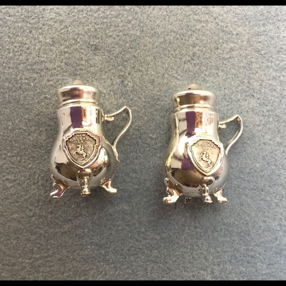 Other - Vintage New Orleans, LA Salt & Pepper Shakers
